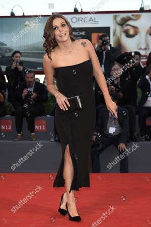 Stock Photo of Elena Bellocchio