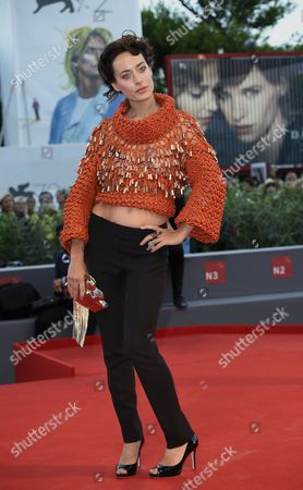 Editorial image of 'Blood of My Blood' premiere, 72nd Venice Film Festival, Italy - 08 Sep 2015