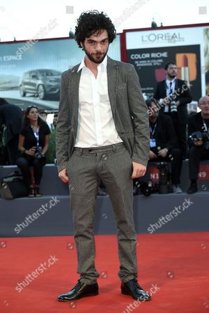 Editorial picture of 'Blood of My Blood' premiere, 72nd Venice Film Festival, Italy - 08 Sep 2015