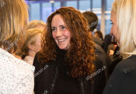 Rebekah Brooks Chief executive of News Corp UK