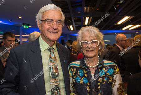Kenneth Baker and his wife Mary