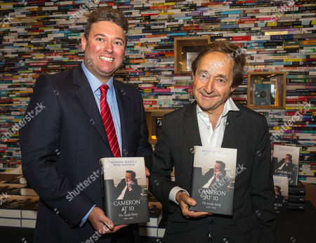 Authors of the book Anthony Seldon and Peter Snowdon