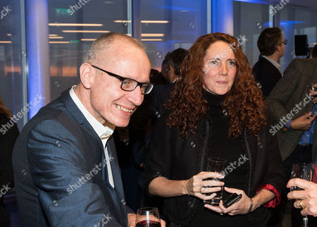 Robert Thomson, Chief Executive of News Corp and Rebekah Brooks, Chief executive of News Corp UK