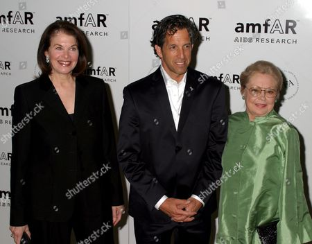 Sherry Lansing, Kenneth Cole, Dr Mathilde Krim