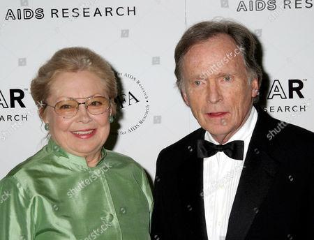 Dr Mathilde Krim, Dick Cavett