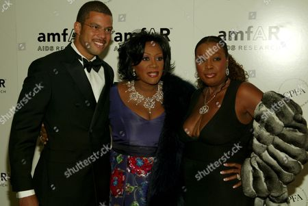 Al Reynolds, Patti La Belle and Star Jones