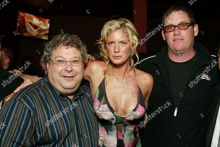 TBS's Steve Koonin, Rachel Hunter, Ex Producer Mike Fleiss
