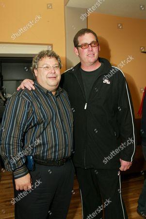 TBS's Steve Koonin and Executive Producer Mike Fleiss