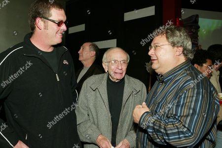 Mike Fleiss, Sherwood Schwartz and Steve Koonin
