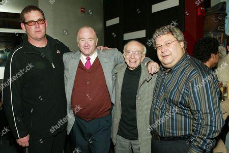 Mike Fleiss, Lloyd J. Schwartz, Sherwood Schwartz, Steve Koonin