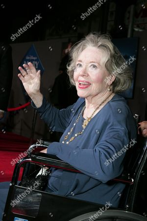 Editorial picture of 'Mary Poppins' 40th Anniversary and Launch of the Special Edition Dvd, Los Angeles, America - 30 Nov 2004