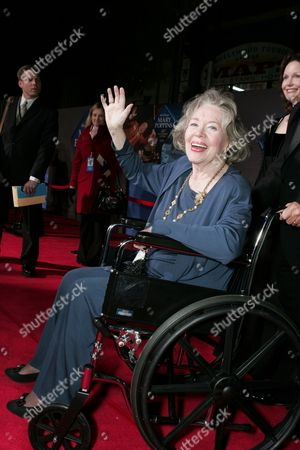 Stock Photo of Glynis Johns