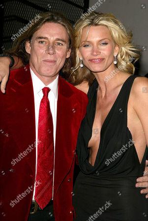 George Blodwell and Natasha Henstridge