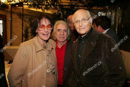 Faye Kanin, Arthur Hiller and Norman Lear