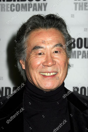 Editorial image of 'PACIFIC OVERTURES' MUSICAL OPENING NIGHT, NEW YORK, AMERICA - 02 DEC 2004