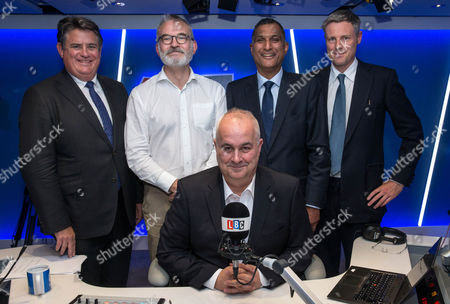 Stephen Greenhalgh, Andrew Boff, Syed Kamall, Zac Goldsmith and Iain Dale