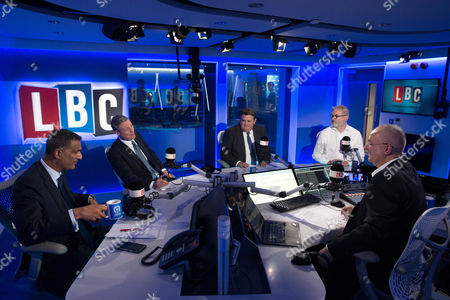 Syed Kamall, Zac Goldsmith, Stephen Greenhalgh, Andrew Boff and Iain Dale