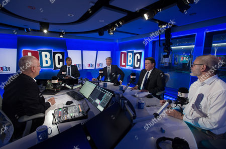 Iain Dale, Syed Kamall, Zac Goldsmith, Stephen Greenhalgh and Andrew Boff
