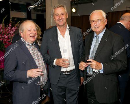 John Sergeant, Mark Austin and Martyn Lewis