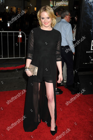 Editorial image of 'Everest' film premiere, Los Angeles, America - 09 Sep 2015