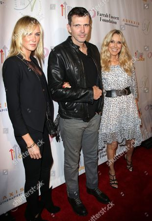 Editorial photo of Farrah Fawcett Foundation 1st Annual 'Tex-Mex Fiesta' event, Los Angeles, America - 09 Sep 2015