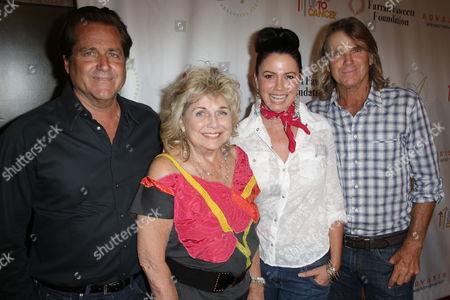 Editorial photo of Farrah Fawcett Foundation 1st Annual 'Tex-Mex Fiesta' event, Los Angeles, America - 09 Sep 2015