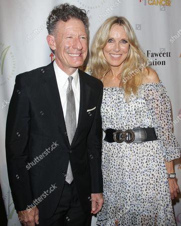 Lyle Lovett and Alana Stewart