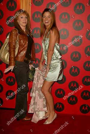 Kathy Griffin and Alexis Thorpe
