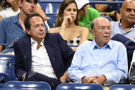 John Paulson with guest
