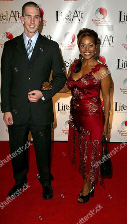 Editorial photo of THE RED PARTY BENEFIT FOR LIFE THROUGH ART, LOS ANGELES, AMERICA - 04 DEC 2004