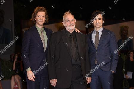 Noah Baumbach, Jake Paltrow, Brian De Palma