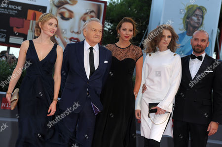 Editorial image of '11 Minutes' premiere, 72nd Venice Film Festival, Italy - 09 Sep 2015
