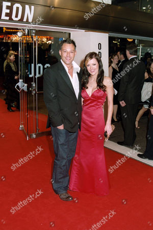 TOBY ANSTIS WITH HAYLEY EVETTS