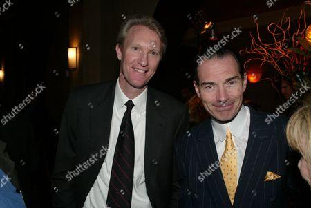 Chris McGurk and Alex Yemenidjian