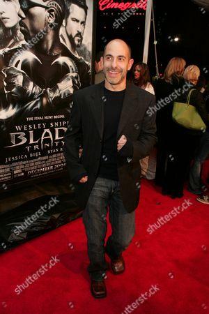 Director David Goyer
