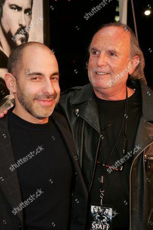 Director David Goyer and Executive Producer Avi Arad
