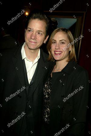 Frank Whaley and wife Heather Bucha
