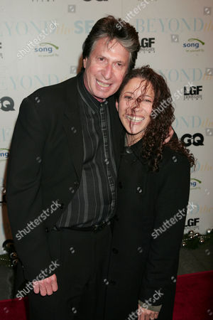 David Brenner and guest
