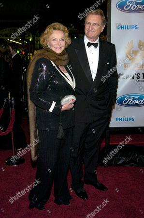 Barbara Sinatra and Robert Marx