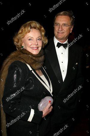 Barbara Sinatra and Son