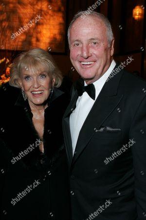 Jane and Jerry Weintraub