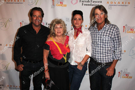 Stock Picture of James Van Patten, Pat Van Patten, Nels Van Patten, Nancy Valen
