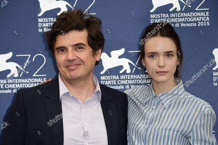 Nicolas Saada, Stacy Martin