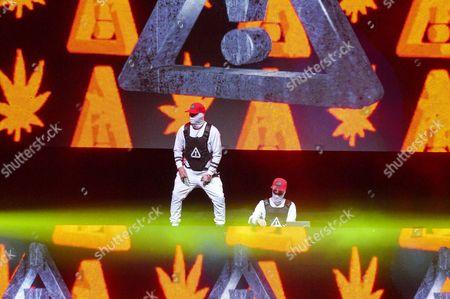 Flosstradamus - DJs J2K (Josh Young) and Autobot (Curt Cameruci)