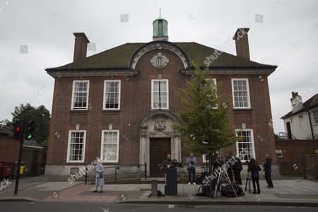 Editorial picture of Anni Dewani pre-inquest hearing, London, Britain - 09 Sep 2015