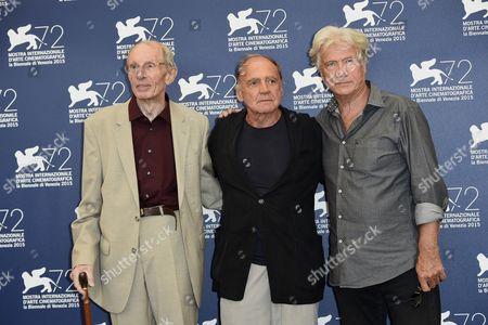 Heinz Lieven, Bruno Ganz, Jurgen Prochnow