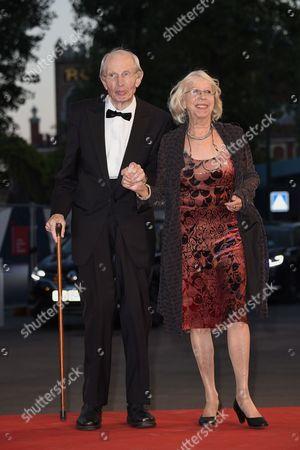 Heinz Lieven and Hertha Lieven