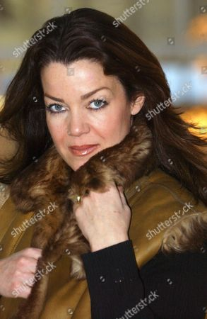 Stock Picture of Claudia Christian