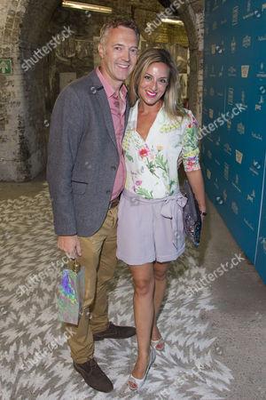 Philip Bateman and Lizzie Gee