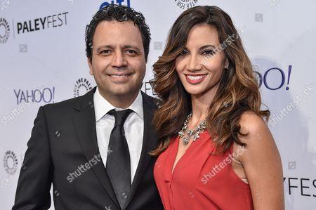 Omar Velasco and Argelia Atilano